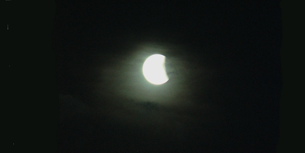 Mondfinsternis am 15.06.2011